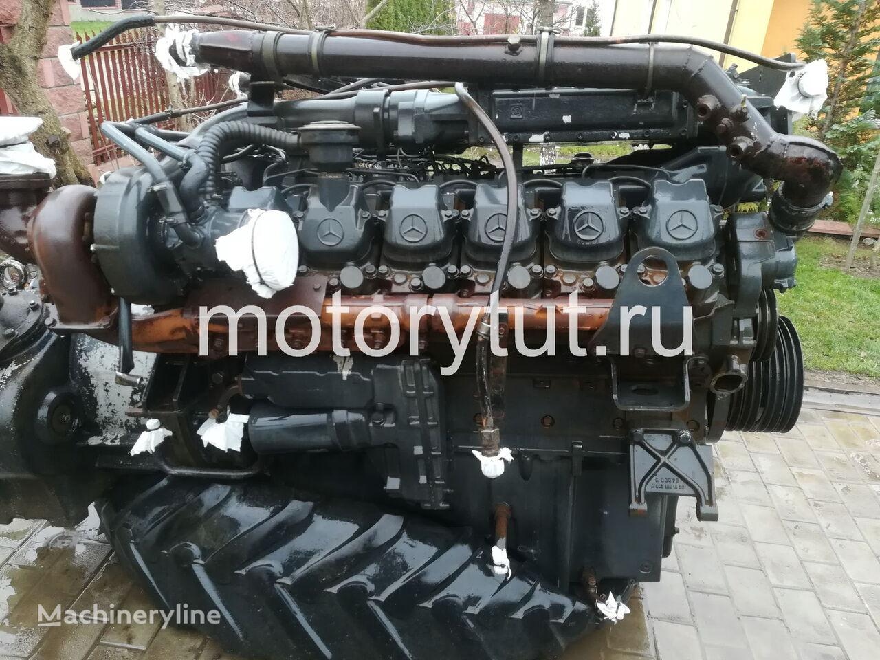 двигатель MERCEDES-BENZ OM 444 LA для дорожной фрезы WIRTGEN