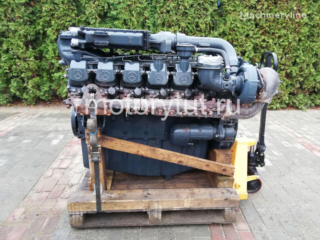 двигатель MERCEDES-BENZ OM 444 LA для дорожной фрезы WIRTGEN W2100 DCR