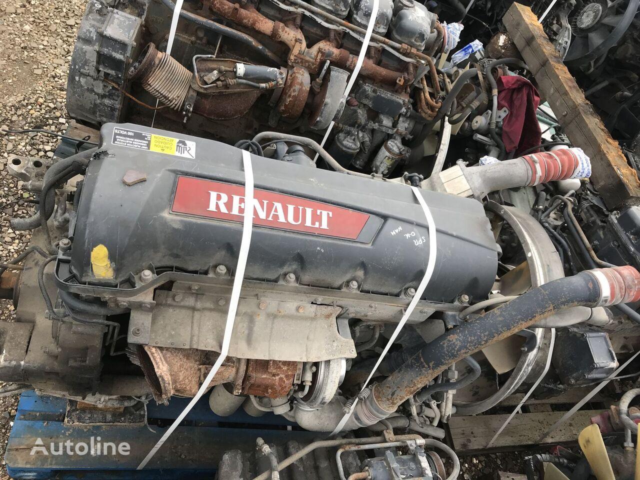 двигатель RENAULT DXi11 450 EC06 для тягача RENAULT PREMIUM