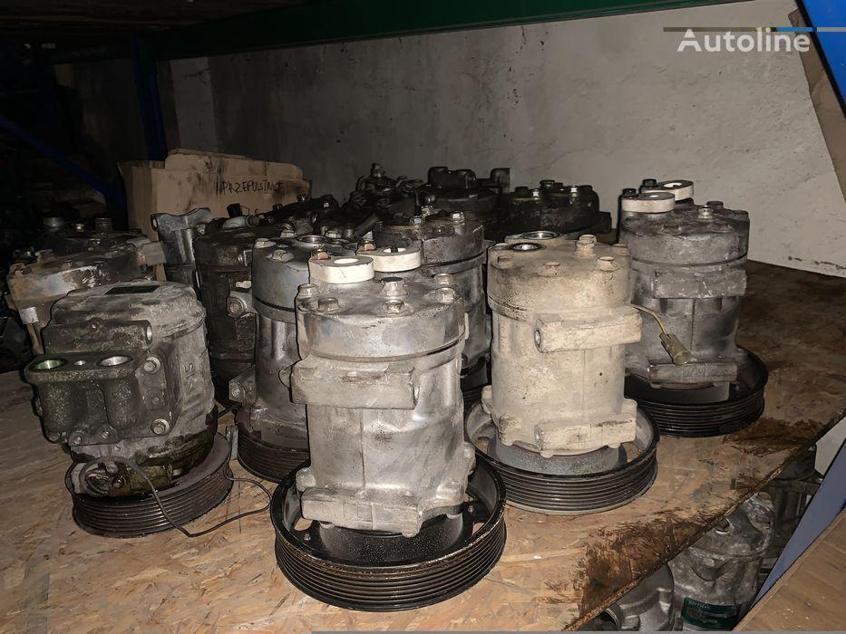 компрессор кондиционера RENAULT Sanden SD7H15 / 6093 kompresor klimatyzacji 2005-2009 для тягача RENAULT Magnum DXI Premium, 440, 460, 480, 520 różne kompresory