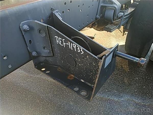 крепежные элементы Soporte Rueda Repuesto MAN L 2000 9.225 LLS, LLRS (LE220C) для грузовика MAN L 2000 9.225 LLS, LLRS (LE220C)