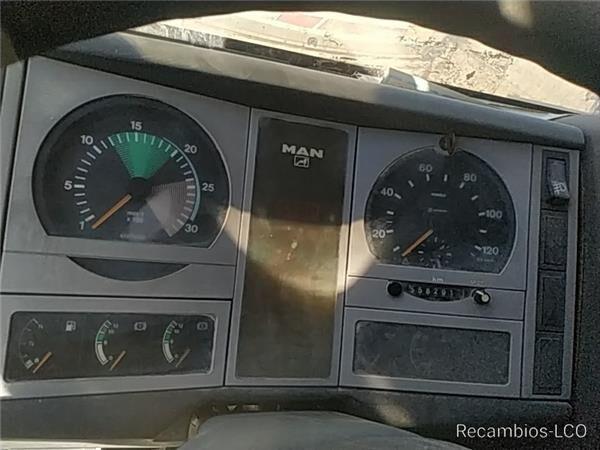 панель приборов Cuadro Instrumentos MAN L 2000 9.225 LLS, LLRS (LE220C) для грузовика MAN L 2000 9.225 LLS, LLRS (LE220C)