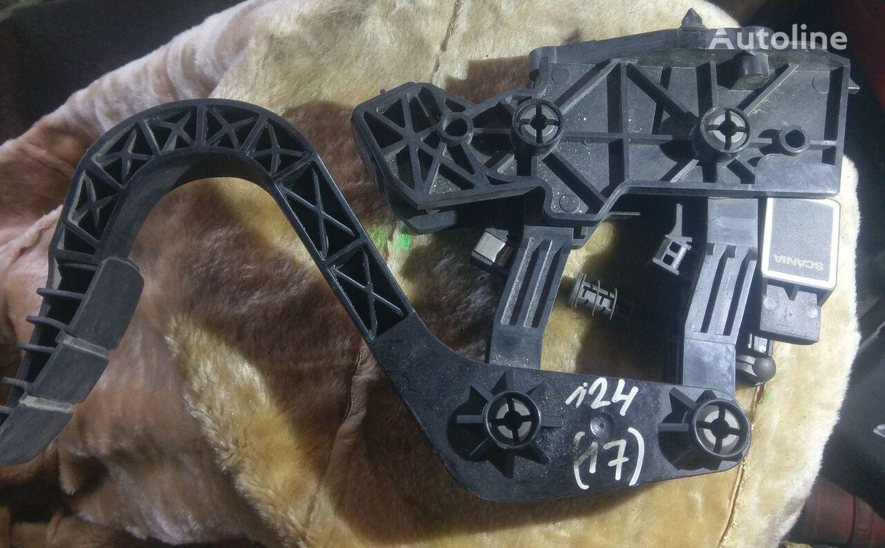 педаль акселератора SCANIA для тягача