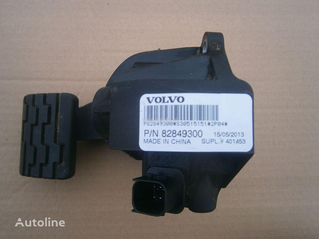 педаль акселератора VOLVO FH4 EURO6 ACC control unit, accelerator pedal, engine control, 8 для тягача VOLVO FH4 EURO6