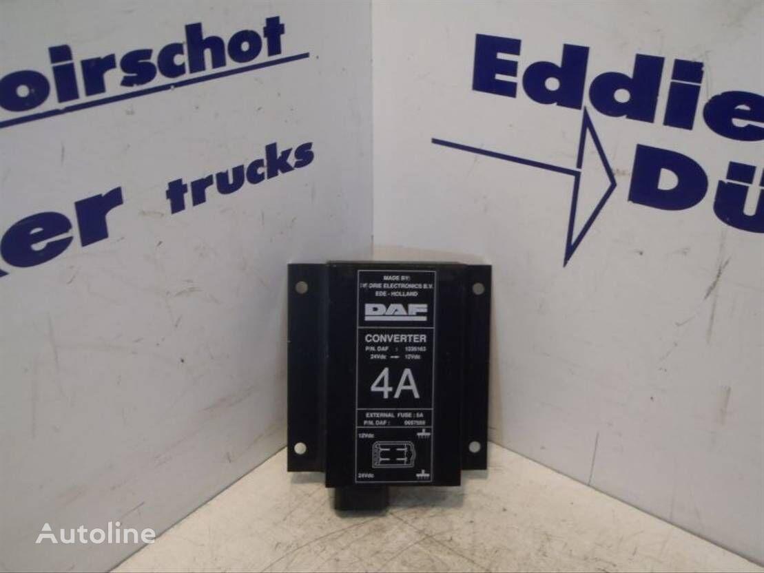 преобразователь напряжения DAF OMVORMER OEM: 1235163 для грузовика