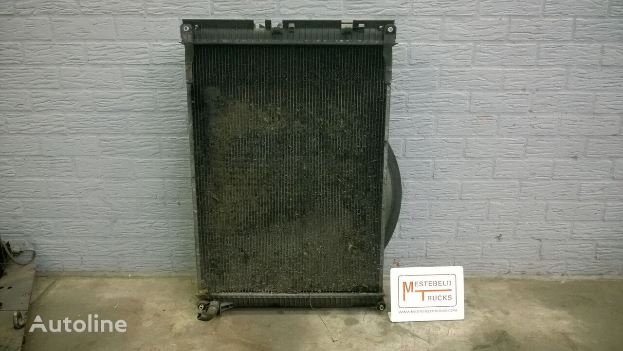 радиатор охлаждения двигателя MAN 81.06101-6506 для грузовика MAN TGM