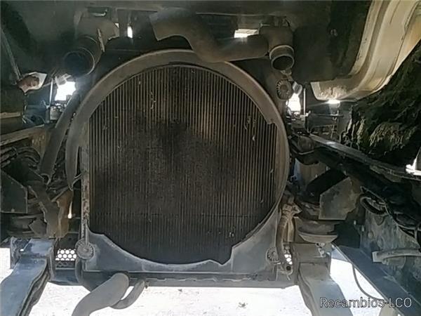 радиатор охлаждения двигателя Radiador MAN L 2000 9.225 LLS, LLRS (LE220C) для грузовика MAN L 2000 9.225 LLS, LLRS (LE220C)