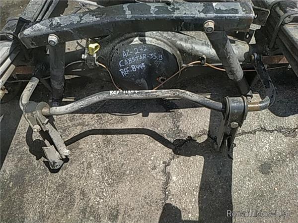 стабилизатор поперечной устойчивости Barra Estabilizadora Eje Trasero Nissan CABSTAR 35.13 для грузовика NISSAN CABSTAR 35.13